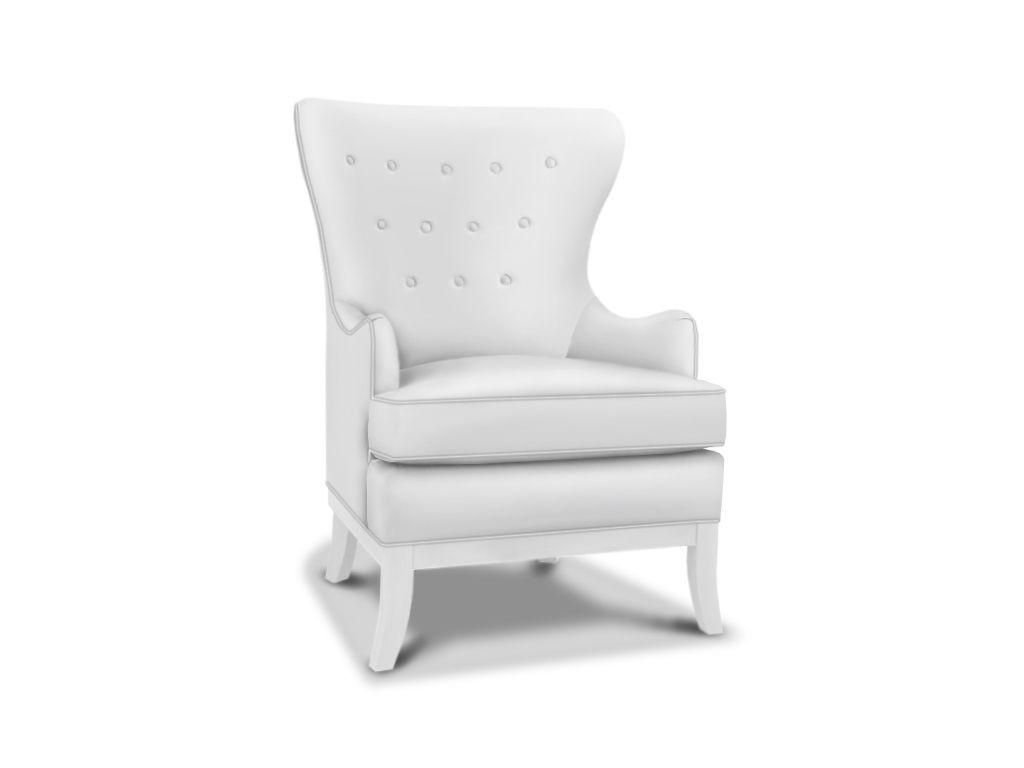 The Popular Mimi Chair From Marty Mason Collected Home Is A Versatile Piece  For Any Home. Customize It With Nailhead Trim, Your Choice Of Fabric, ...