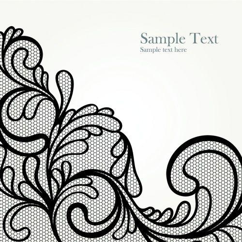lace backgrounds vector drops pinterest lace background rh pinterest com