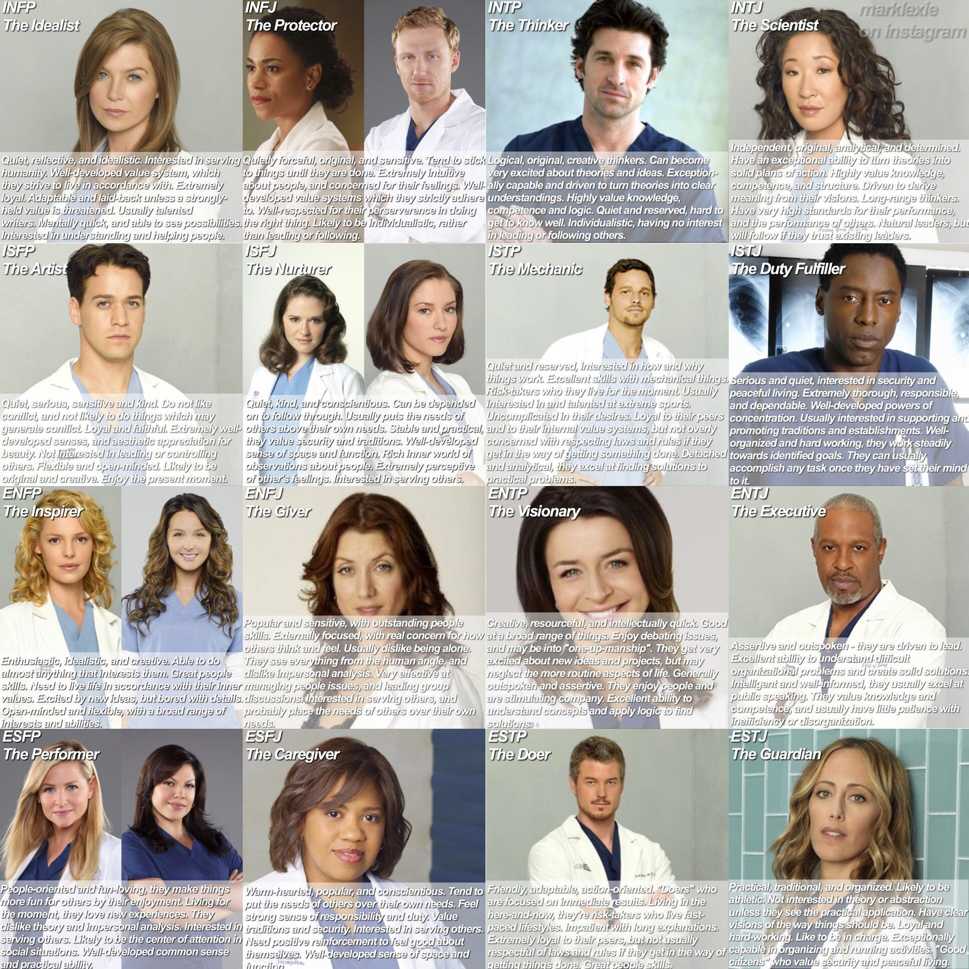 Grey\'s Anatomy I\'m Christina and Derek   This is me   Pinterest ...