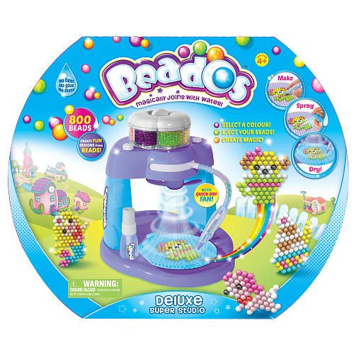 Girl Beados Toys : Beados deluxe super studio moose toys quot r us
