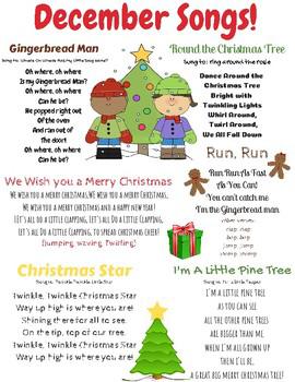 December Songs (Secular)
