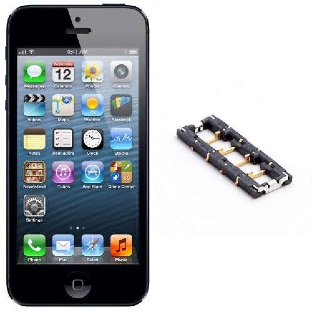 Cambiar FPC Bateria iPhone 5 - iPhone 5 (Apple). Cambiar FPC Bateria iPhone 5.