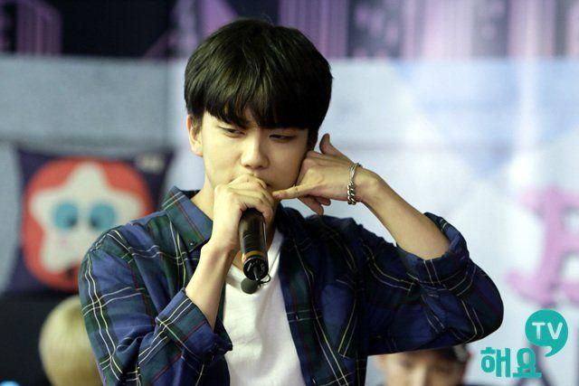 "MBC Heyo TV ""B.A.P Private Life"" Behind Cut"