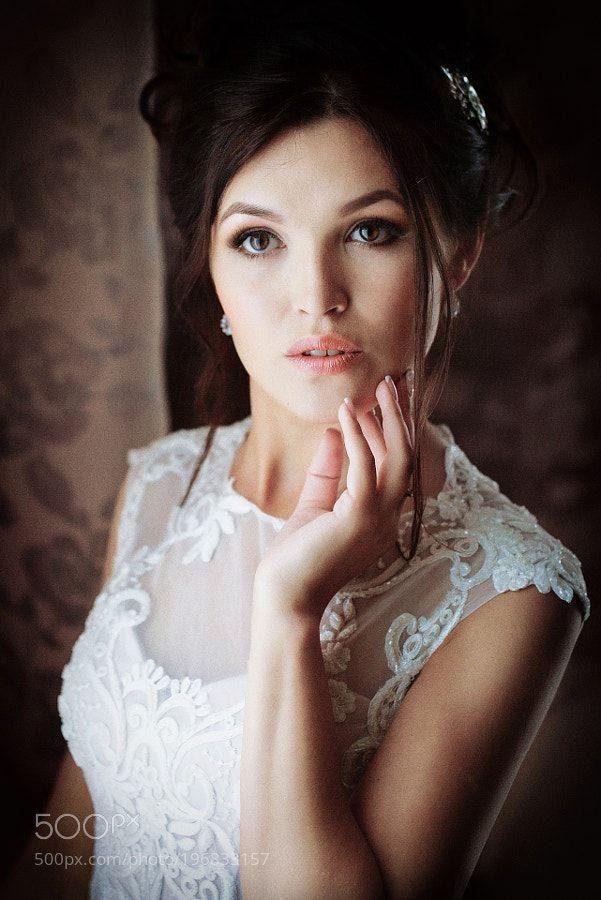 Портрет невесты by global-mail