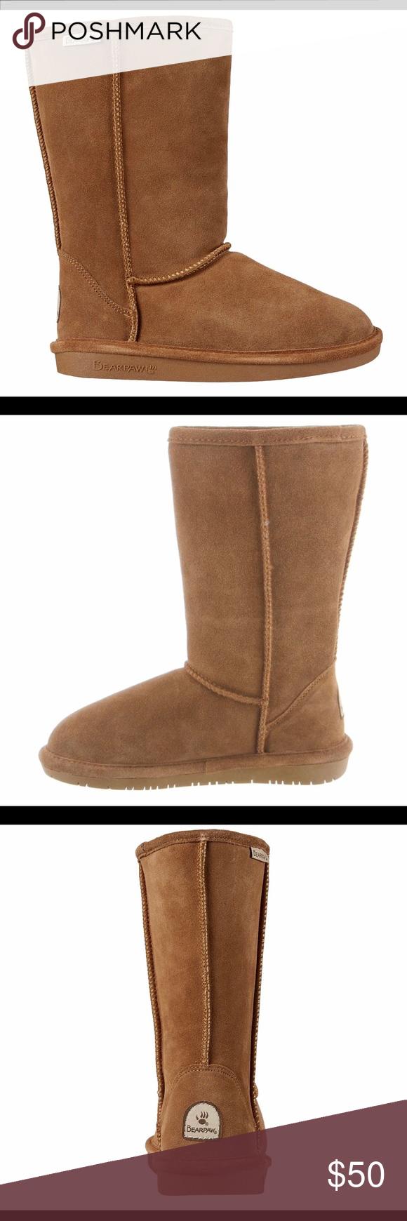 6 BearPaw Women's Eva Winter Boots Size