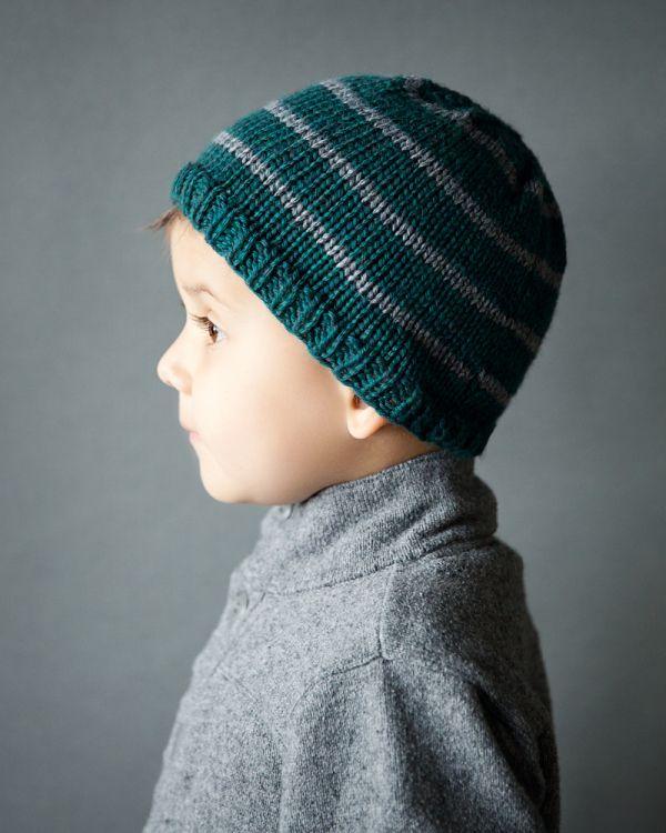 Toddler Boy Beanie Knitting Pattern  974f0bca6c7