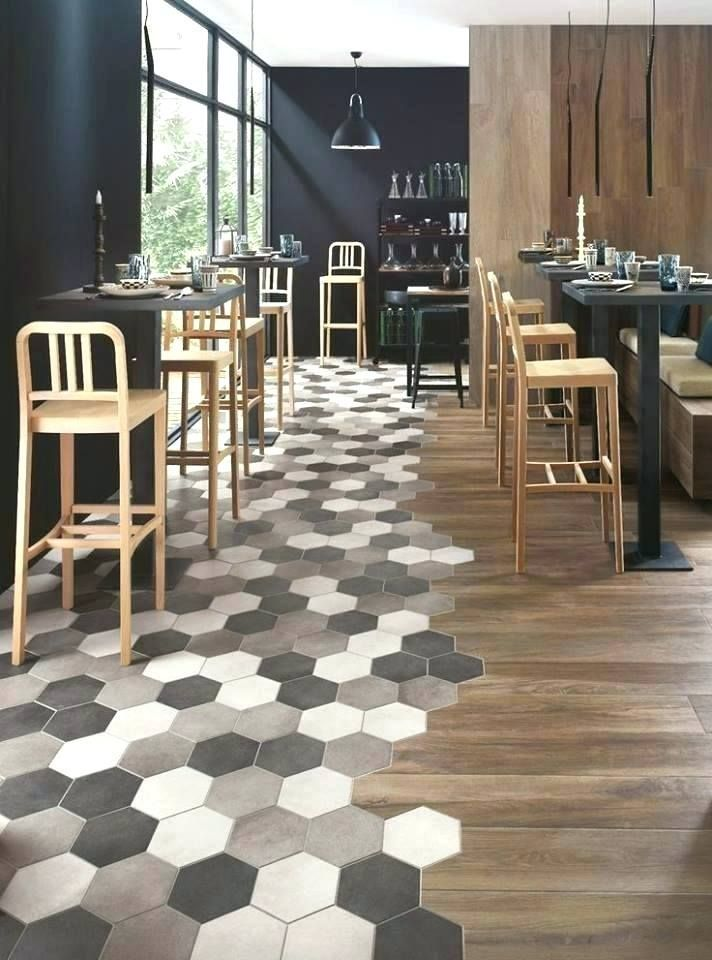Transition From Tile To Wood And