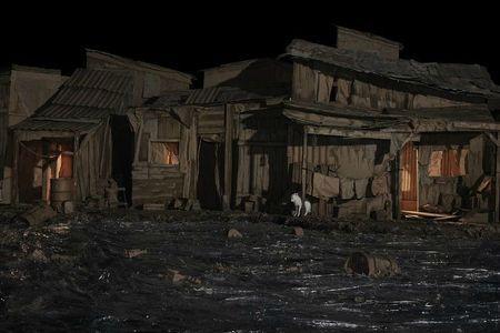 andy rudak  ses maisons sont en carton...