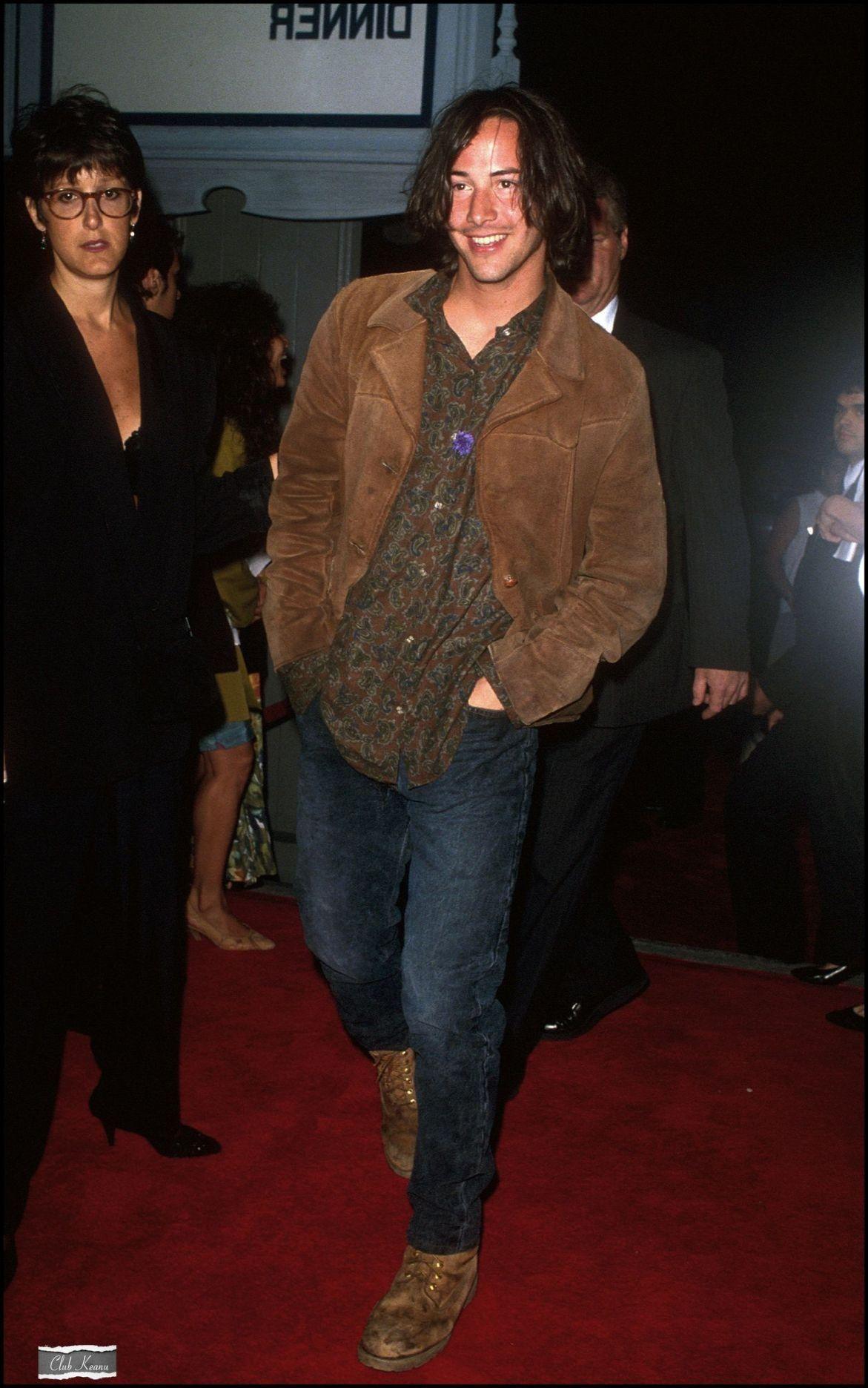 Keanu Reeves Point Break Premiere Keanu reeves young