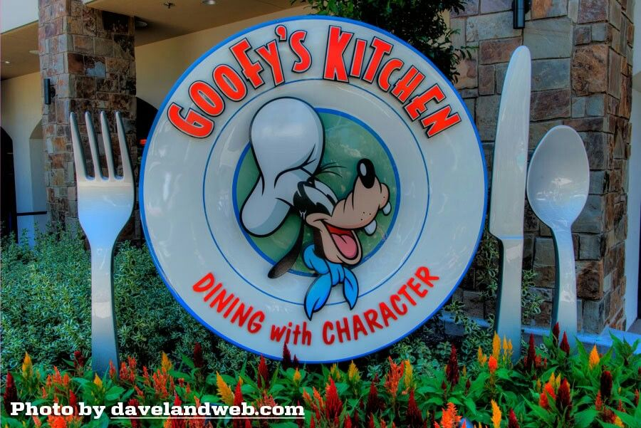 Goofy S Kitchen This Is One Of My Favorite Character Dining Experiences At Disneyland Disneyland Restaurants Disneyland Hotel Disney Character Breakfast
