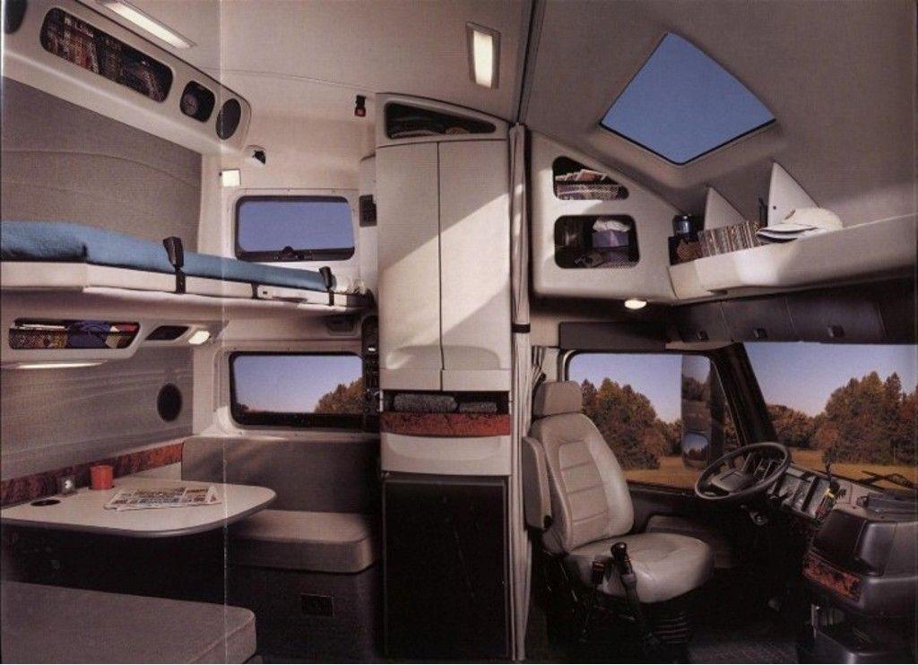 Volvo 770 google search rv volvo trucks volvo trucks for Volvo semi truck interior accessories