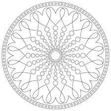 Bildergebnis für yoga mandala   Mandala malvorlagen ...