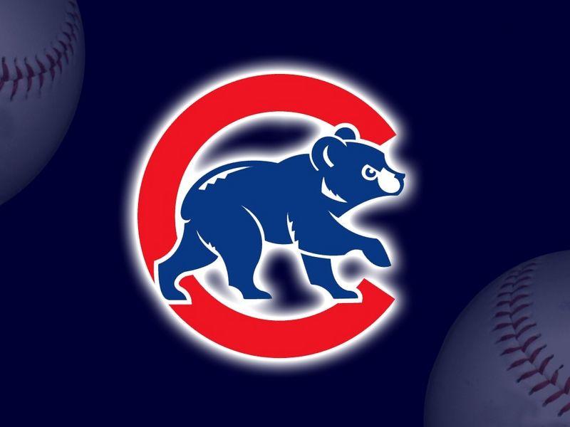 Vintage Chicago Cubs Logo