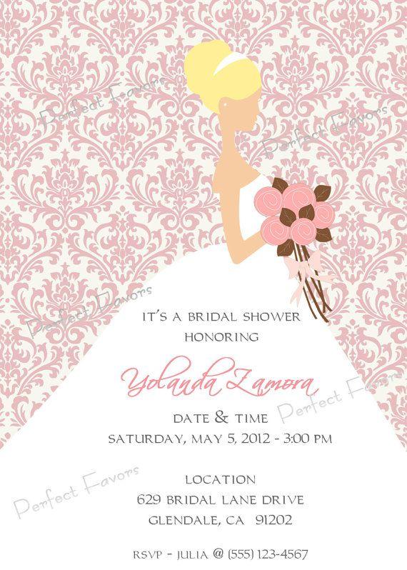 Bridal Shower Invite Bridal Shower Bridal Invitations Wedding To Do List