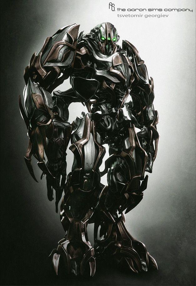 Sci Fi Transformer : Transformers design picture d sci fi transformer