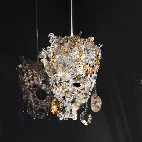 Bijoux swarovski crystal pendant light at Improve Canada vendor Casa di  Luce: http:/