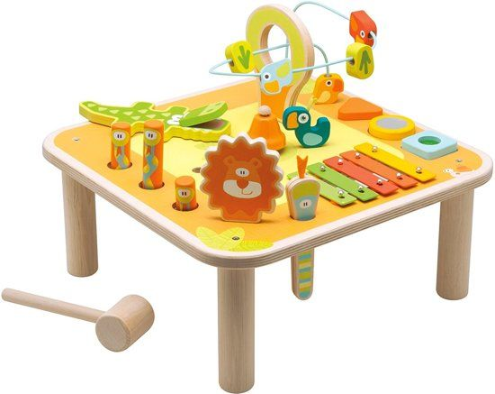 Sevi Play Puzzle City   Puzzels   Leuk Houten Speelgoed
