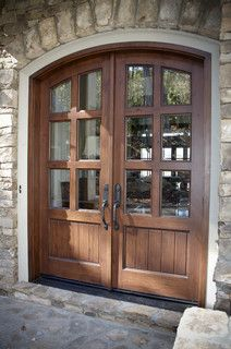 Marsh Traditional - traditional - front doors - denver - by Sun Mountain, Inc.