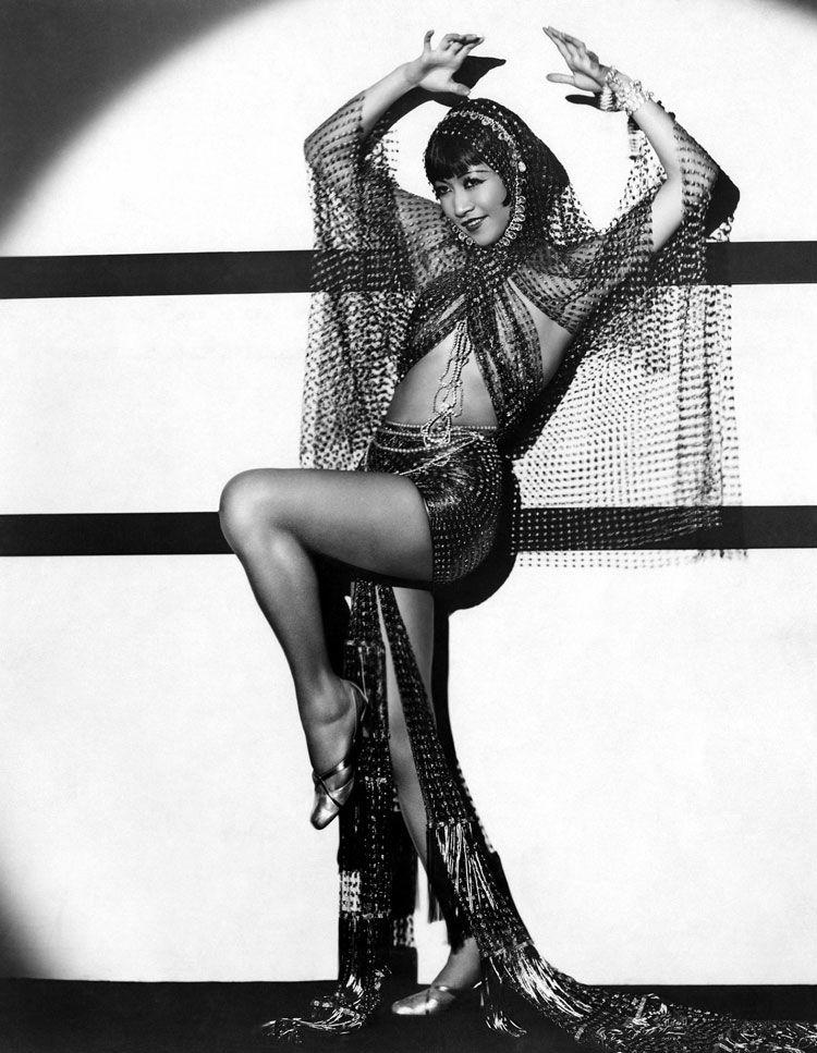 O Expresso de Shanghai (1932) - Anna May Wong (Model)
