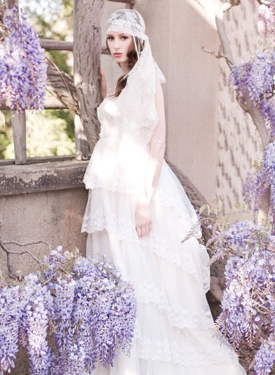 Juliet wedding dress  Gabriella