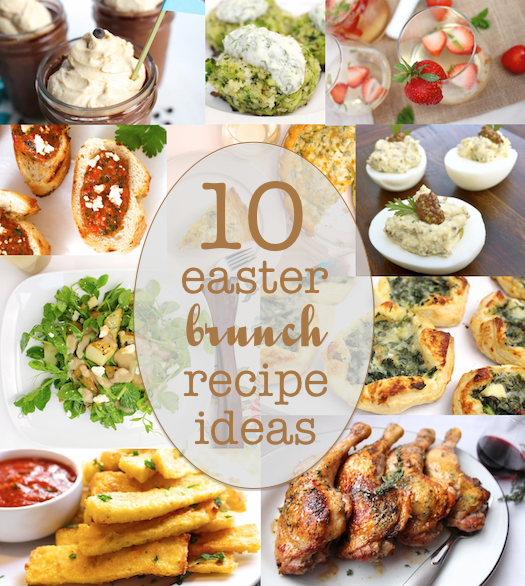 Brunch menu ideas for easter euffslemani 10 delicious easter brunch recipe ideas localsavour local forumfinder Image collections