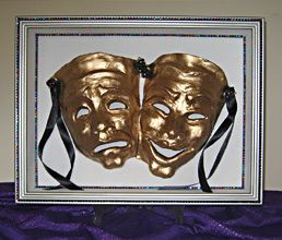 Broadway Show Centerpieces - Celebration Art for Events