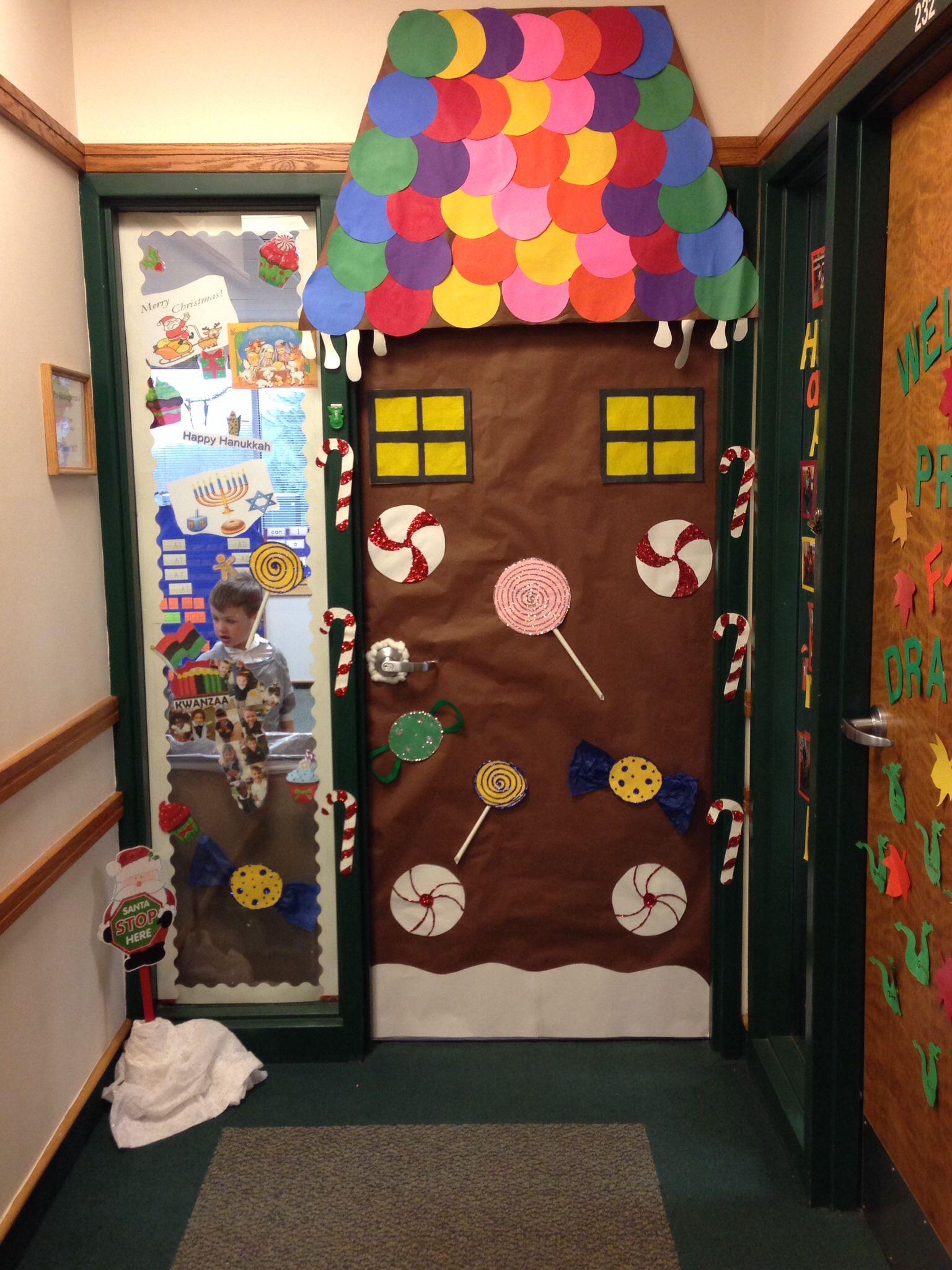 Pinterest Classroom Christmas Decorations