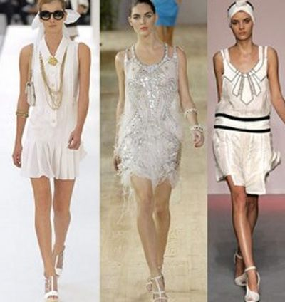 Dresses trends 2013-The 20s fashion continues to roar