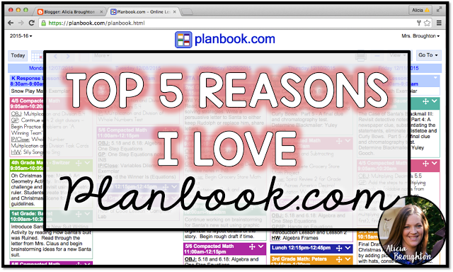 Top 5 Reasons I Love Planbook Com Teaching Plan Preschool Lesson Plan Template Classroom Lesson Plans