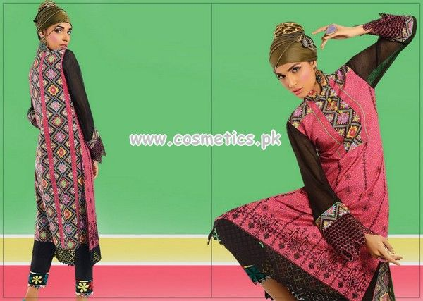 Kayseria Latest Winter Collection 2012 For Girls