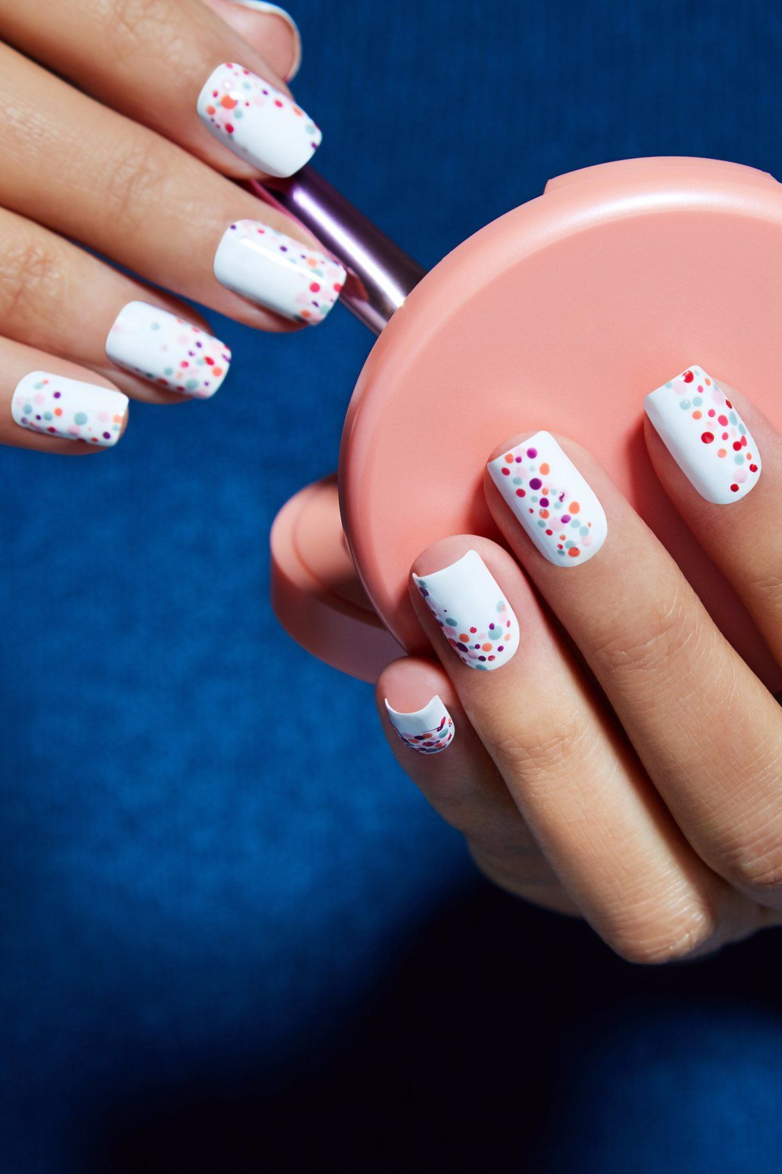Anyone Can DIY These 5 Nail Art Looks — and They Dry in 60 Seconds ...