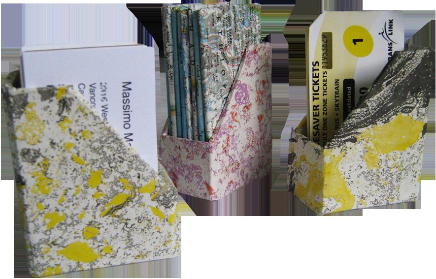 Comfortable Homemade Business Card Holder Ideas - Business Card ...