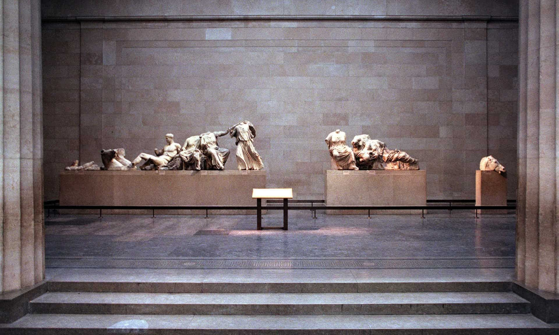Brexit May Just Hold The Key To Gaining Back The Parthenon Marbles According To The Guardian Columnist Rhiannon Elgin Marbles Greece Parthenon