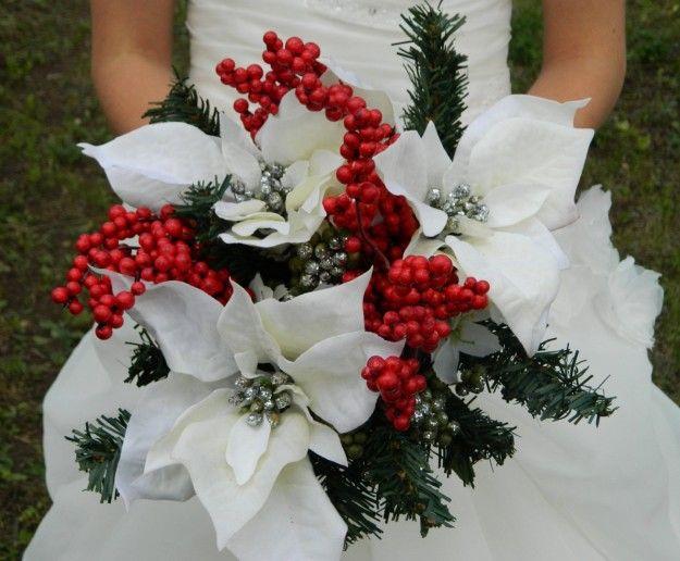Bouquet Sposa Natale.Bouquet Di Natale Per Il Matrimonio D Inverno Foto Bouquet Da