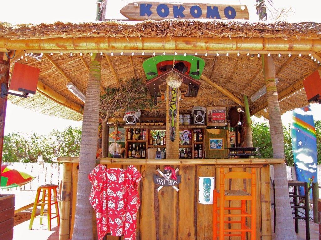 Kokomo Beach Bar In Garden Personal Home Beach Bars In