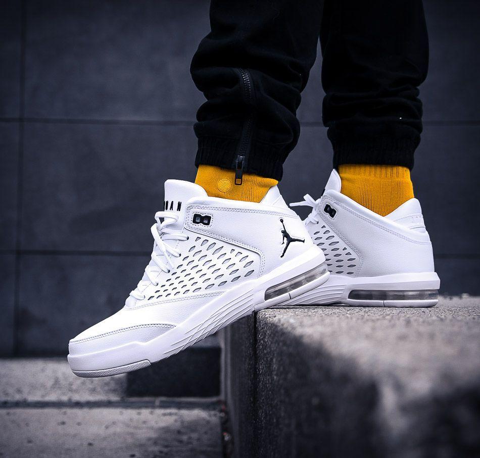 buy online 77298 8929d Weißer Nike Jordan Flight Origin 4