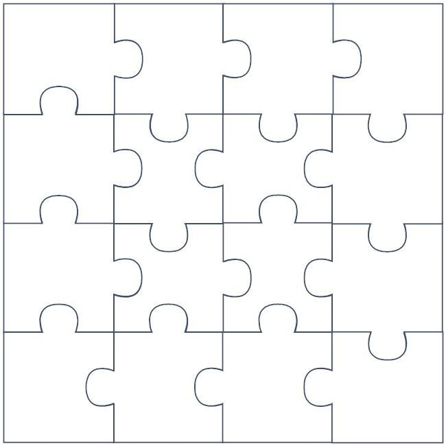 17 Best images about Puzzle Pieces on Pinterest | Teaching, Clip ...