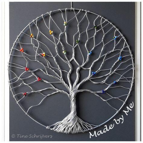 Pin von Anna-Katharina Menkovic auf Trees | Pinterest | Traumfänger ...