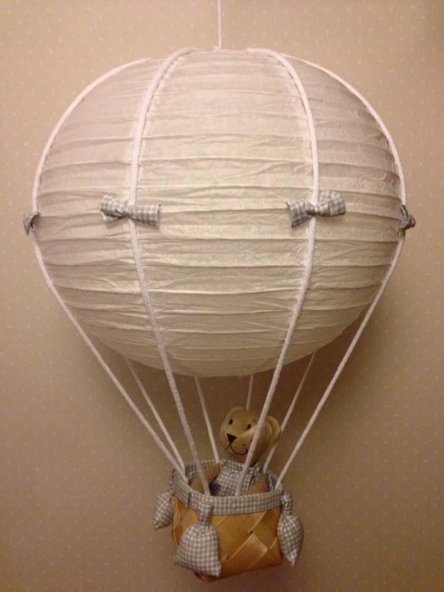 Verkaufe Hier Eine Wunderschone Einfach Bezaubernde Hangelampe Fur Baby Kinderzimmer Handarbeit Biete Hier Luftballon Lampe Kinder Zimmer Lampe Kinderzimmer