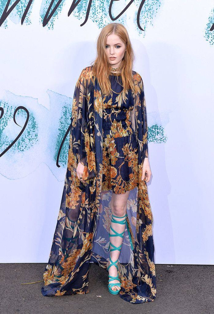 Ellie Bamber Photostream   Clothes for redheads, Ellie