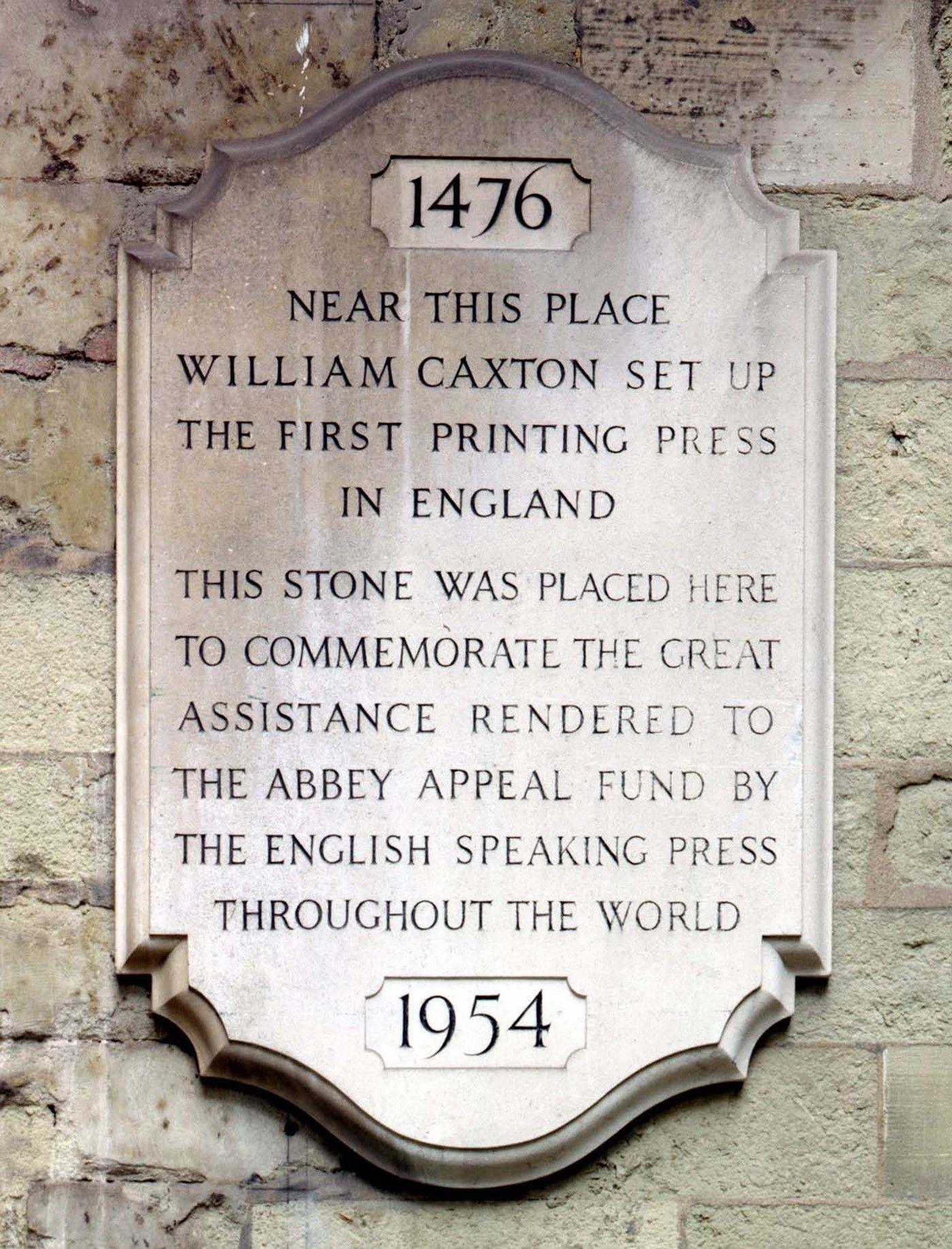 Image Result For William Caxton