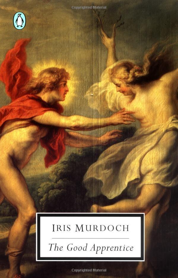 The Good Apprentice Iris Murdoch Books Boeken