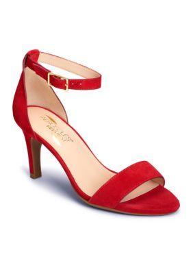 f282a98b36f1 Aerosoles Women s Laminate Dress Sandal - - No Size