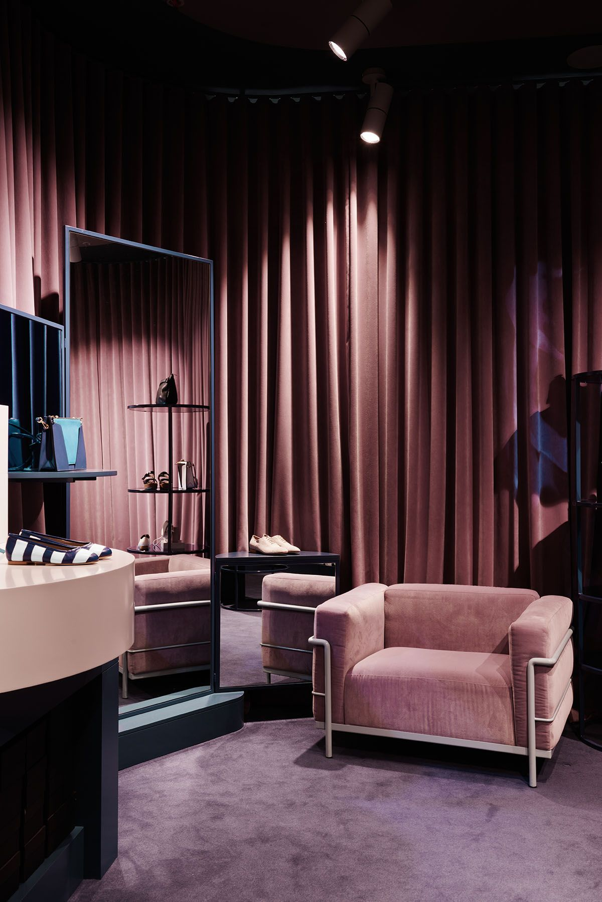 Retail Interior Design By Fiona Lynch Design Office For