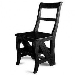 Amazon.com: Library Chair Black: Home & Kitchen