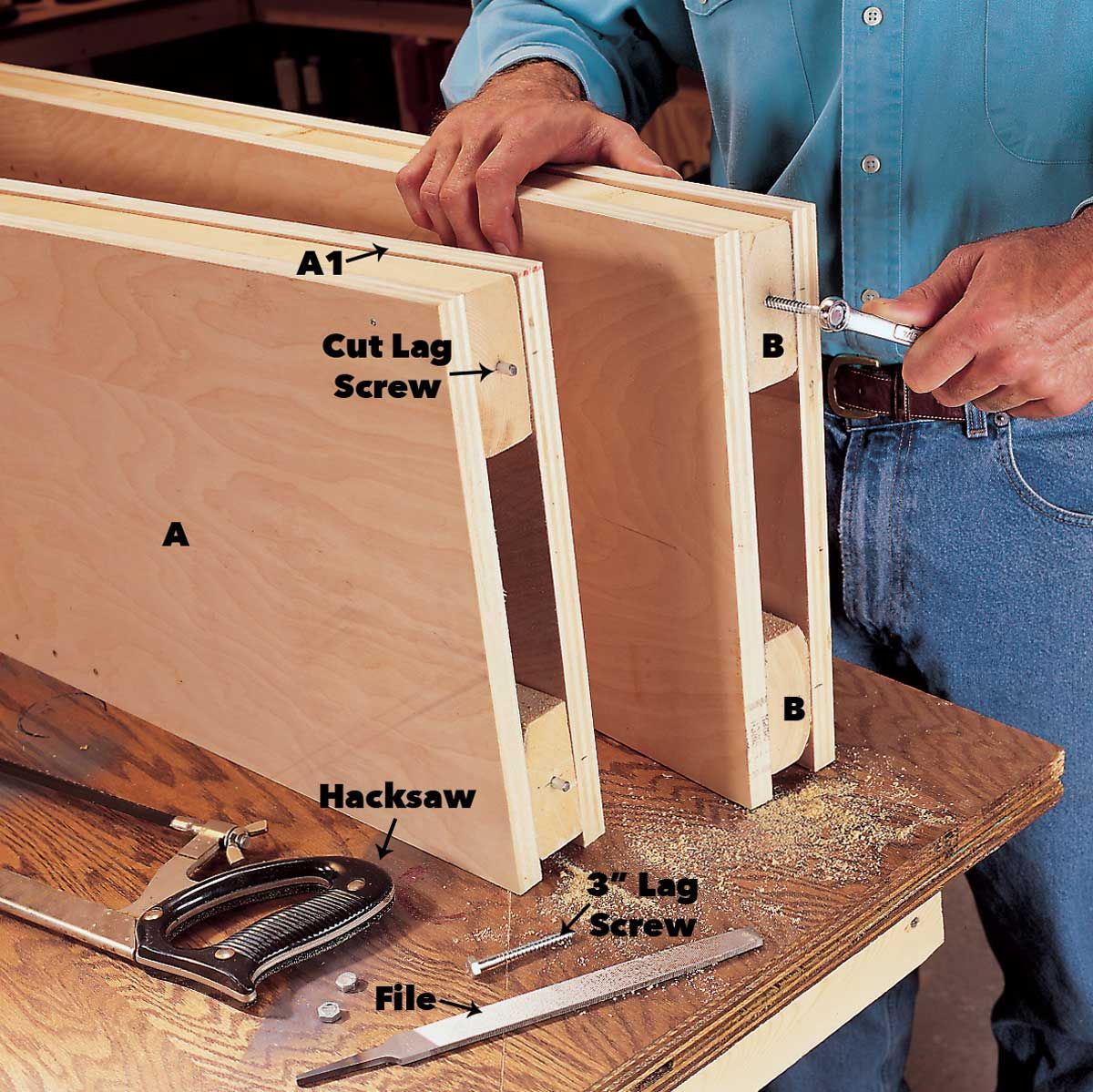How To Build A Classic Floor To Ceiling Bookcase Bookcase