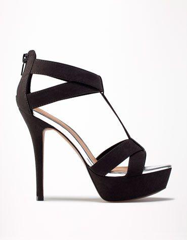b245f2ed87a Bershka Azerbaijan - Bershka party sandals