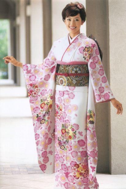 f5acf0352 La nube de Sakura - Kimonos - Japon