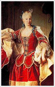 La reina Isabel de Farnesio (1725), Jean Ranc. Museo Nacional del Prado