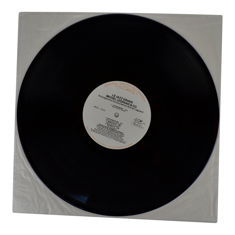 Mfsl Collectors 1979 Mobile Fidelity Michel Legrand Le Jazz Grand Lp 1 504 Michel Legrand Audiophile The Originals